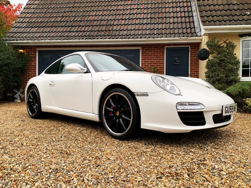 PORSCHE 911  Carrera 2 3.6 Gen 2 - NOW SOLD