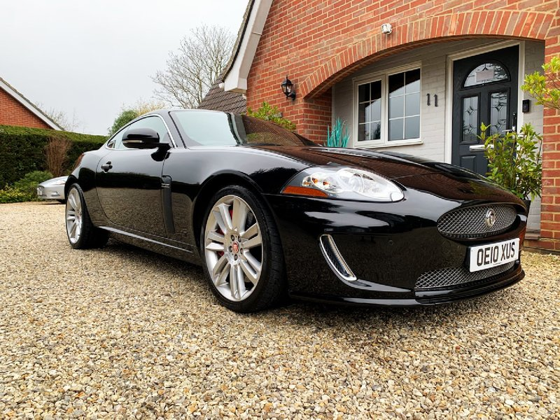 JAGUAR XKR 5.0 V8 510 BHP COUPE- SOLD